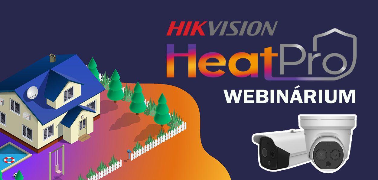 Bemutatkozik a Hikvision HeatPro