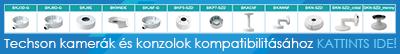Kamerák-konzolok kompatibilitása mobile