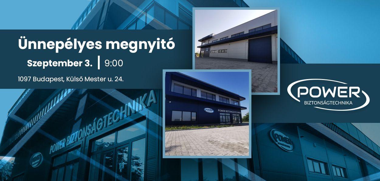 Budapesti üzlet megnyitó (BP2)
